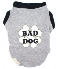 Camiseta Mescla Bad Dog - Vicky & Co